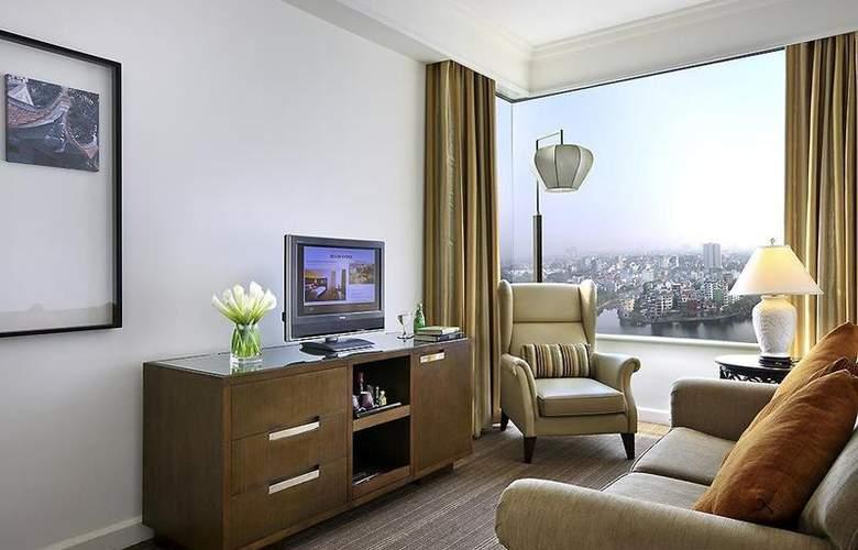 Pan Pacific Hanoi - Room - 17
