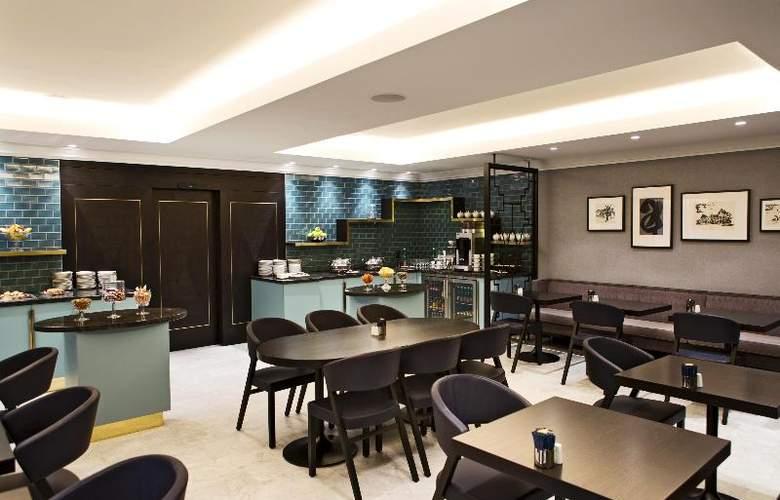 Hilton Vienna Plaza - Restaurant - 16