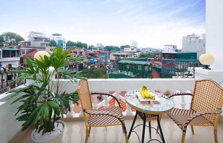 The Landmark Hanoi - Terrace - 18