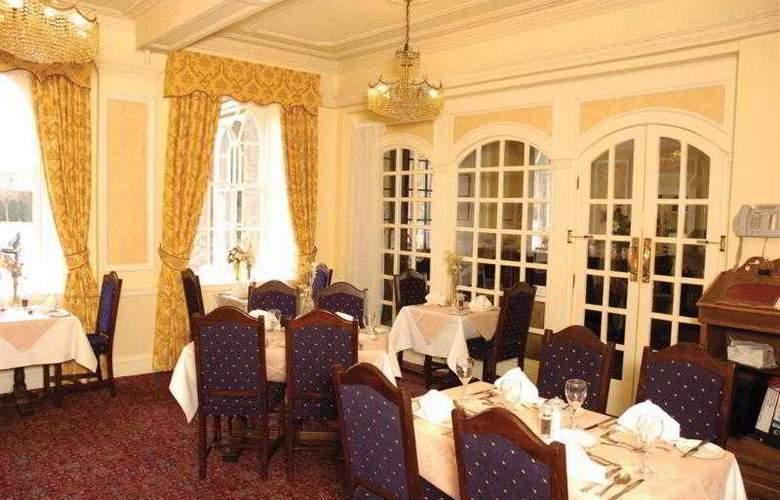 Best Western West Retford - Hotel - 29