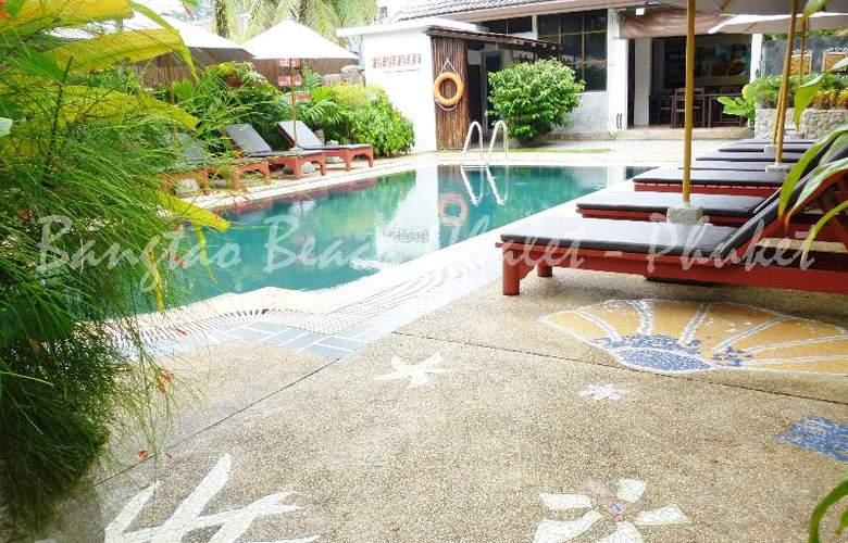 Bangtao Beach Chalet Phuket - Pool - 51