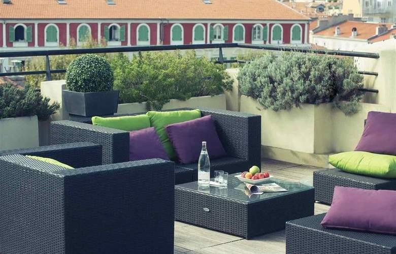 Mercure Nice Centre Grimaldi - Hotel - 36