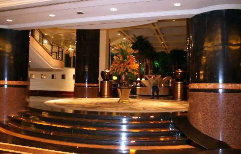 Diamond Hotel Philippines - General - 1
