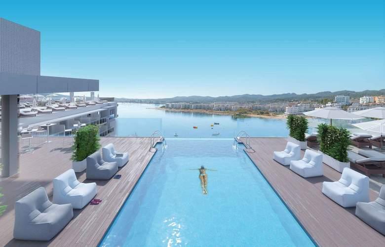Amare Beach Hotel Ibiza - Pool - 2