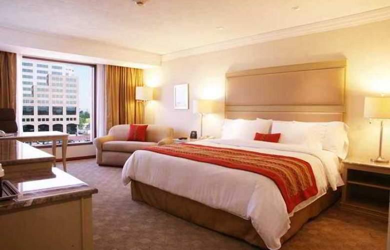 Hilton Guadalajara - Hotel - 8