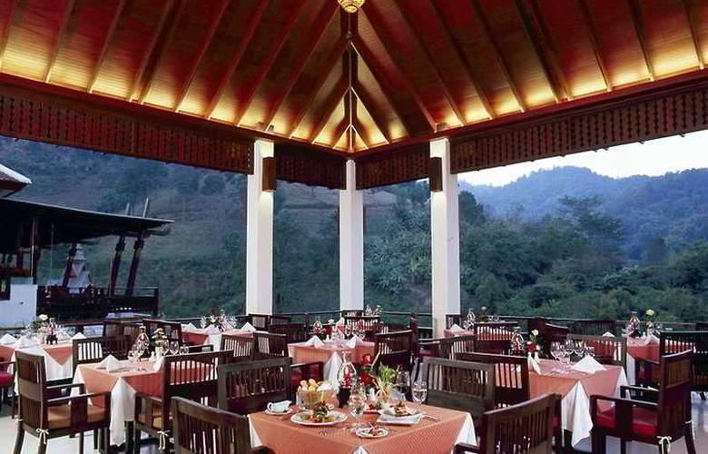 Panviman Chiangmai Spa Resort - Restaurant - 10