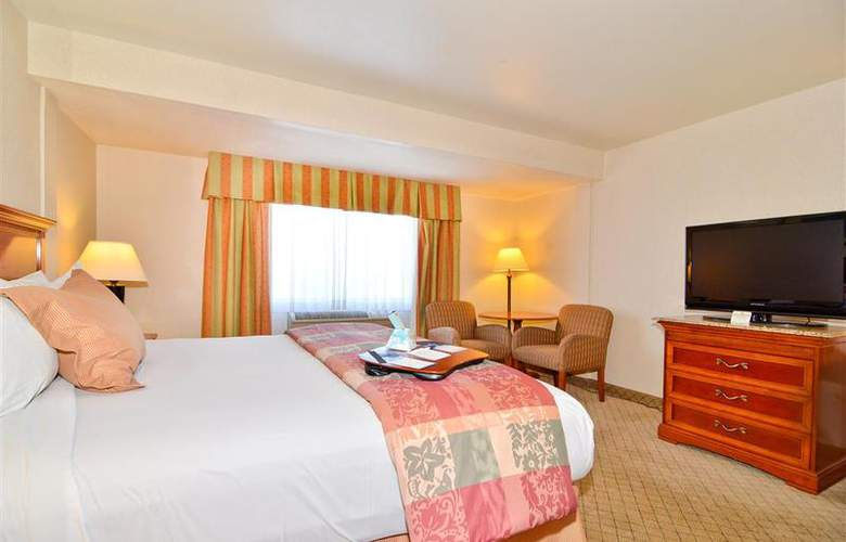 Best Western Plus High Sierra Hotel - Room - 123