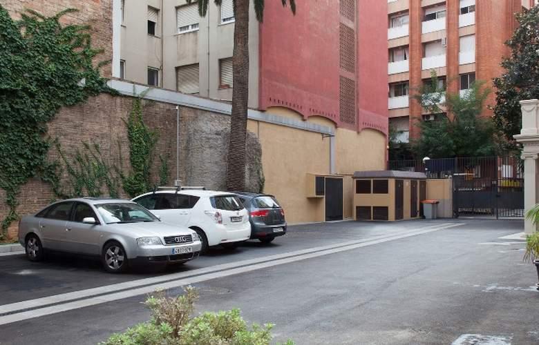 Residencia Erasmus Gracia - Hotel - 6