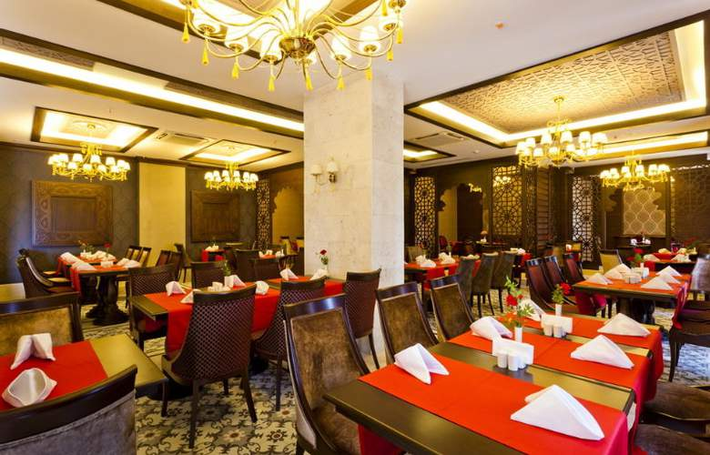 Villa Side Residence - Restaurant - 16