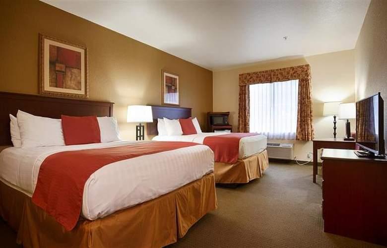 Best Western Plus Sherwood Inn & Suites - Room - 22