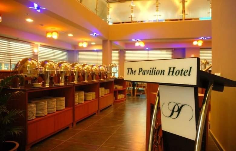 The Pavilion - Restaurant - 3