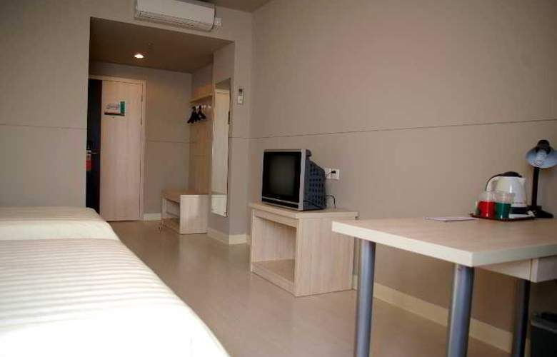 Jinjiang Inn (University Town,Songjiang,Shanghai) - Room - 4