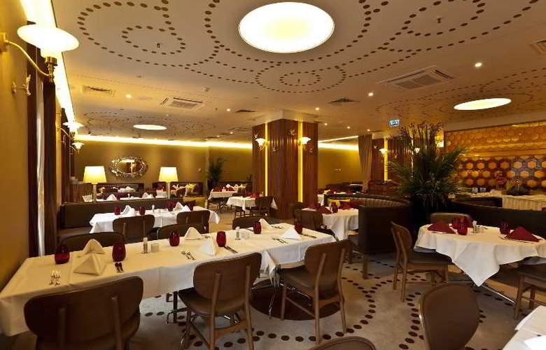 Crowne Plaza Ligovsky - Restaurant - 30