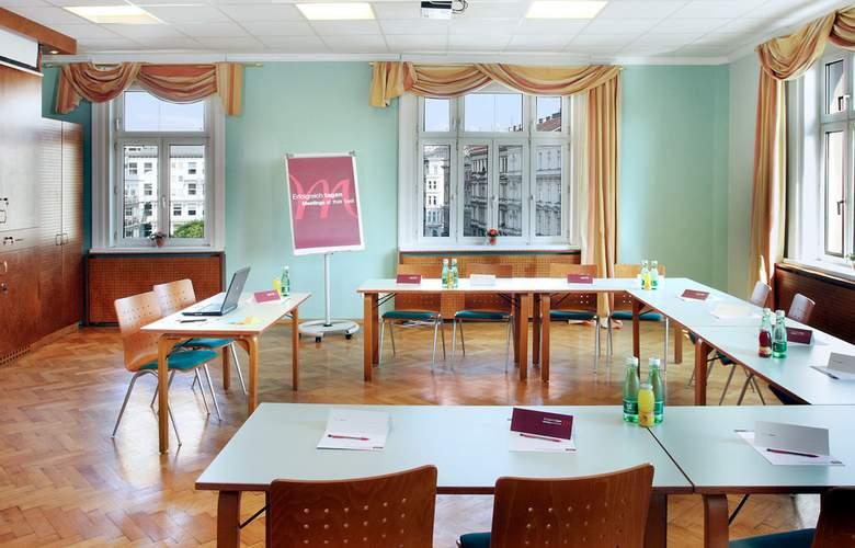 Mercure Secession Wien - Conference - 4