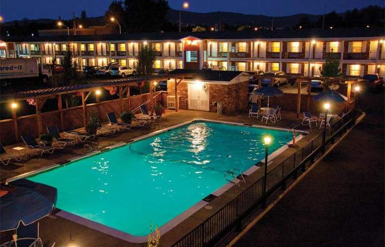 Best Western Horizon Inn - Pool - 91
