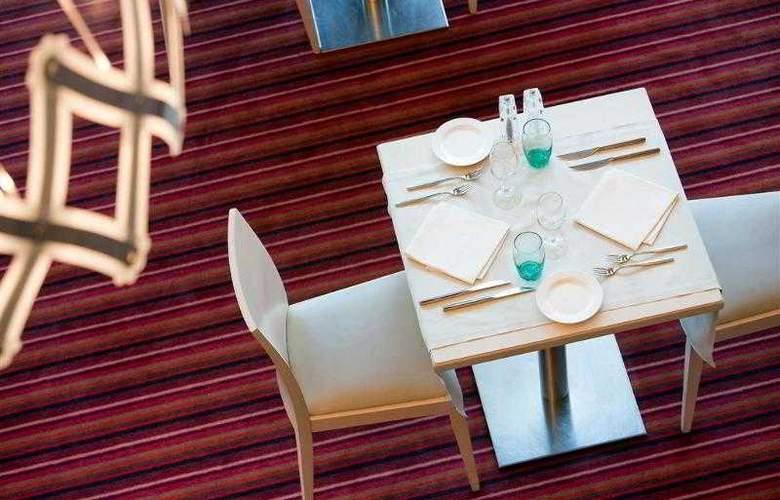 Novotel Le Havre Centre Gare - Restaurant - 5