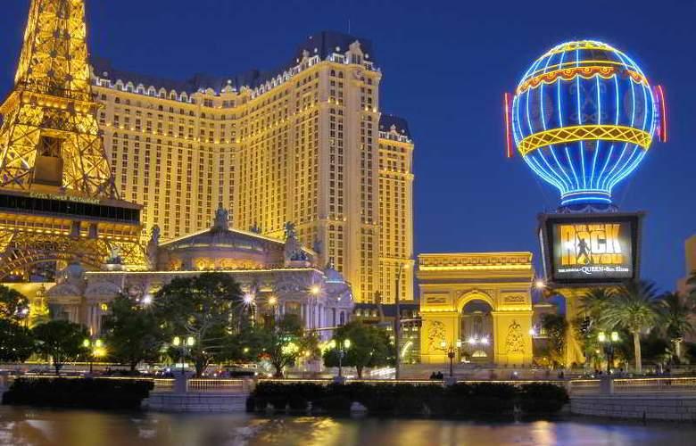 Paris Las Vegas - Hotel - 12