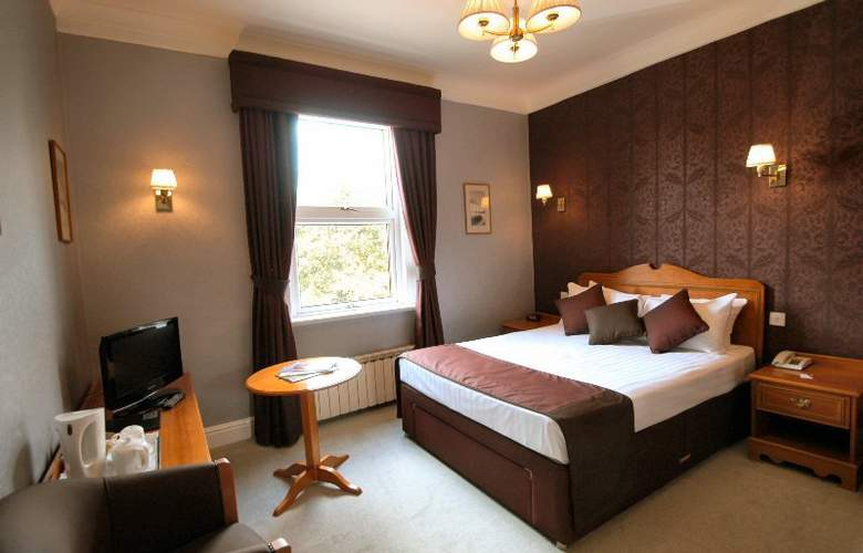 Duxford Lodge Hotel - Room - 3