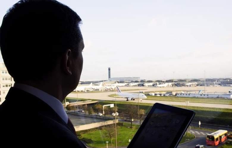Novotel Paris Charles de Gaulle Airport - Hotel - 53