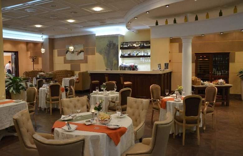Radisson Sas Slavyanskaya - Restaurant - 28