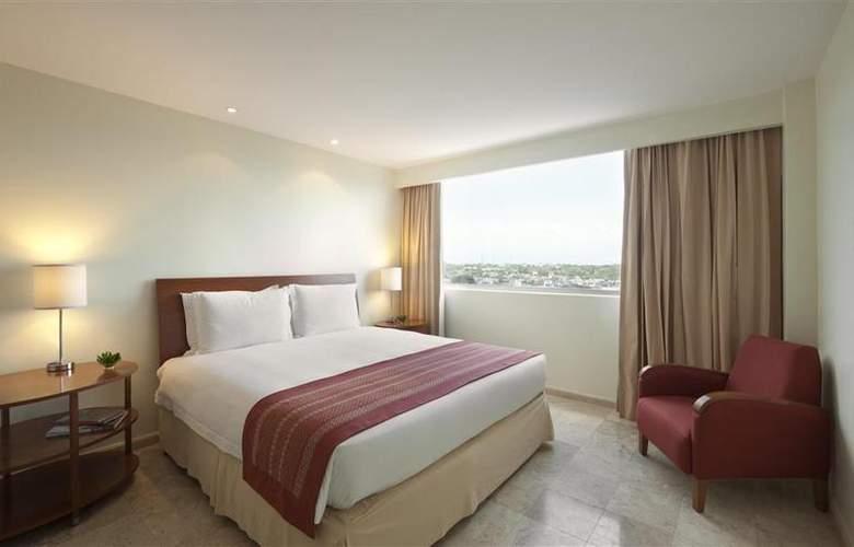 Hyatt Regency Villahermosa - Hotel - 9