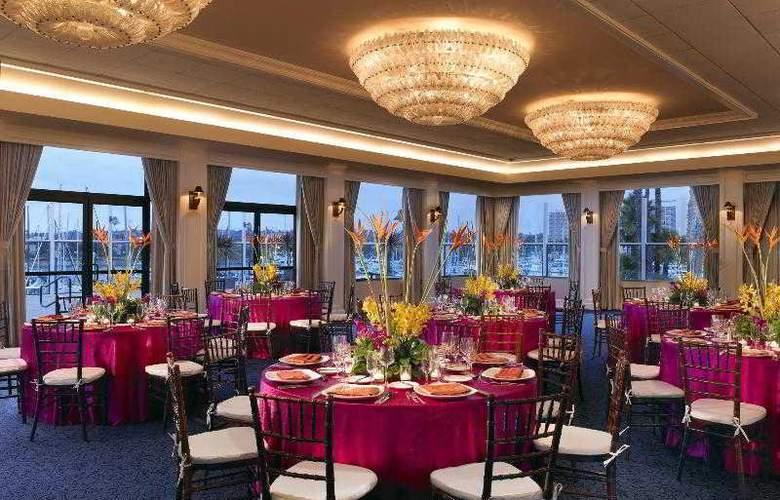 Sheraton San Diego Hotel & Marina - Conference - 51