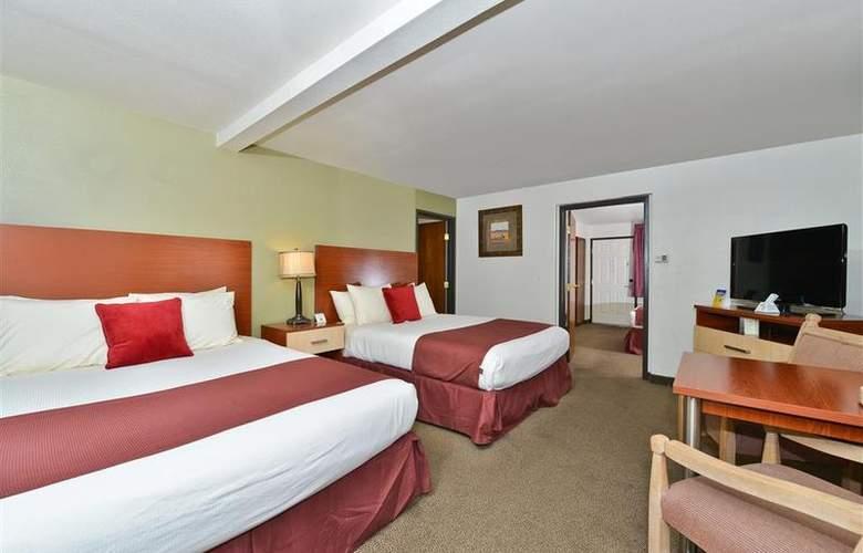 Best Western Red Hills - Room - 86