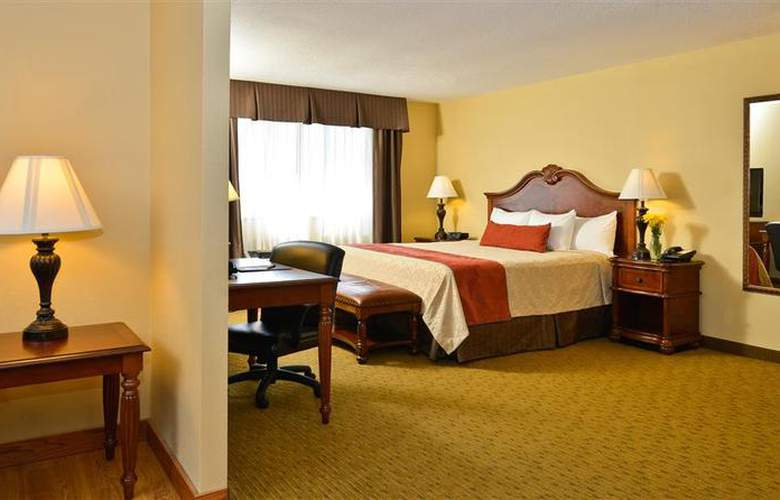 Best Western Dubuque Hotel & Conference Center - Room - 96