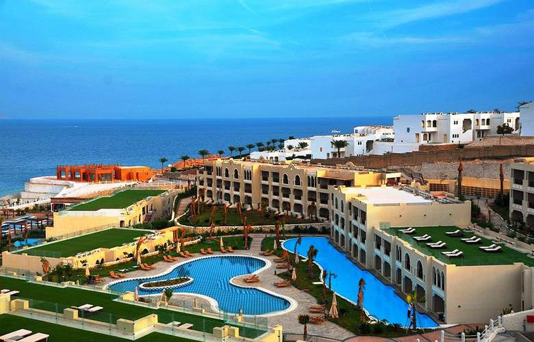 SUNRISE Grand Select Arabian Beach Resort - Hotel - 0