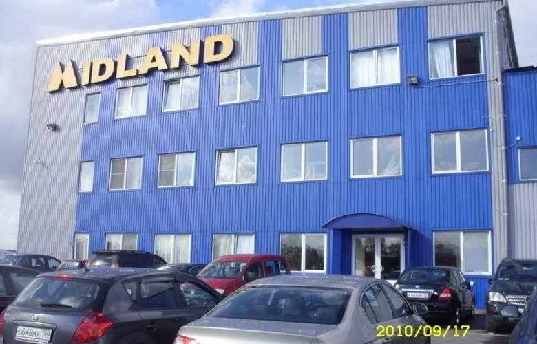 Midland Sheremetyevo - Hotel - 0