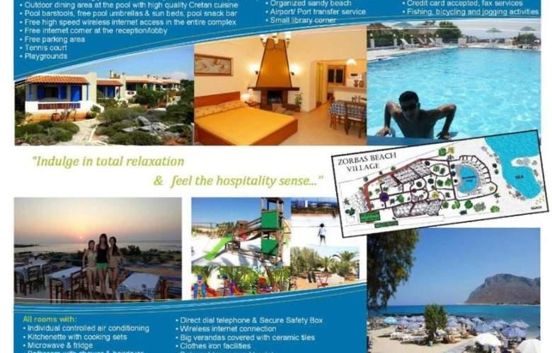 Zorbas Hotel Beach Village - Hotel - 50