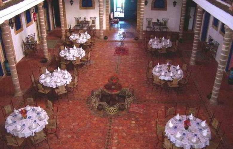 Riad Villa Damonte - Restaurant - 7