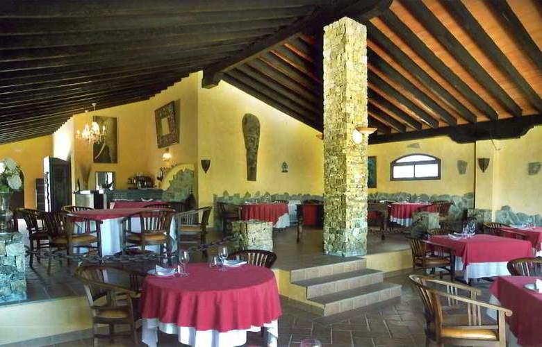 Cortijo de Zahara - Restaurant - 10