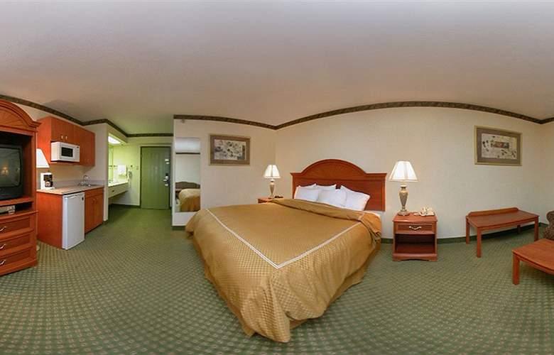 Comfort Suites University - Room - 9