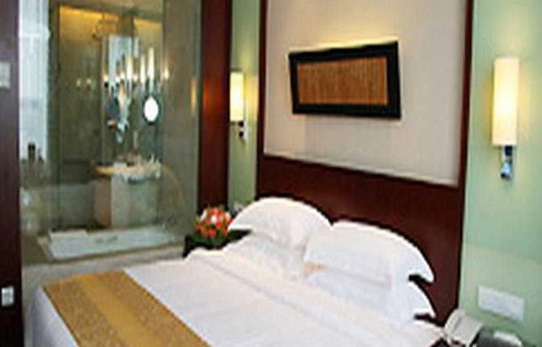 Jinjiang International Hotel Changzhou - Room - 2