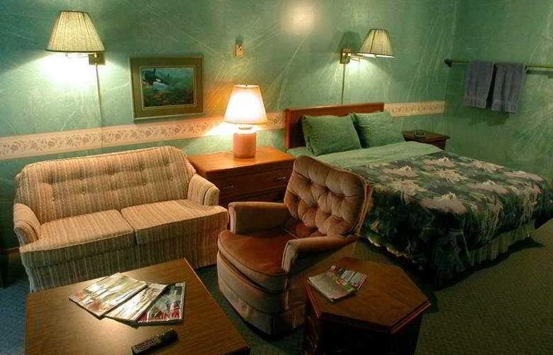 Clayoquot-Orca Resort Lodge - Room - 7