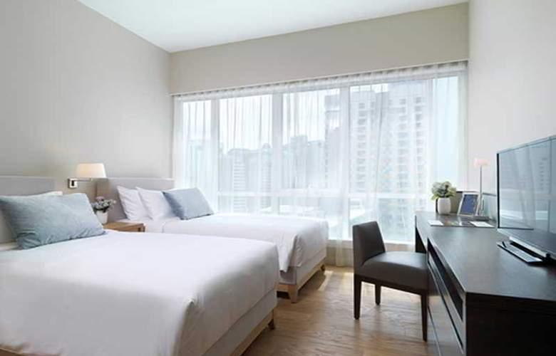 Lanson Place Bukit Ceylon Serviced Residences - Room - 10