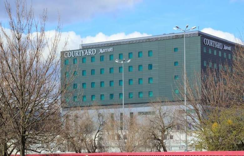 Courtyard By Marriott Warsaw Airport - Hotel - 6