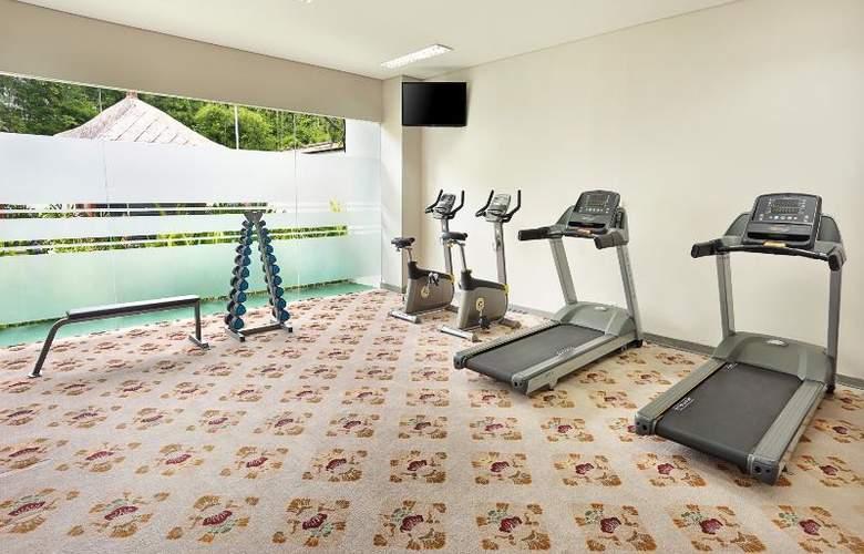 Bali Nusa Dua Hotel & Convention - Sport - 45