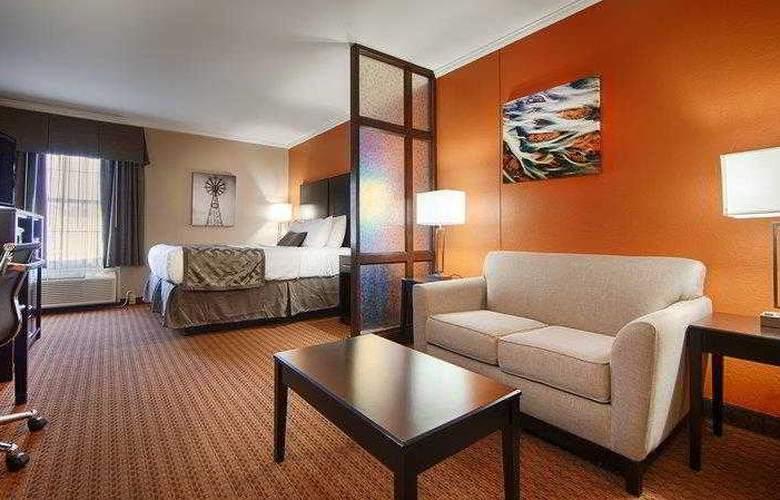 Best Western Plus Lubbock Windsor Inn - Hotel - 7