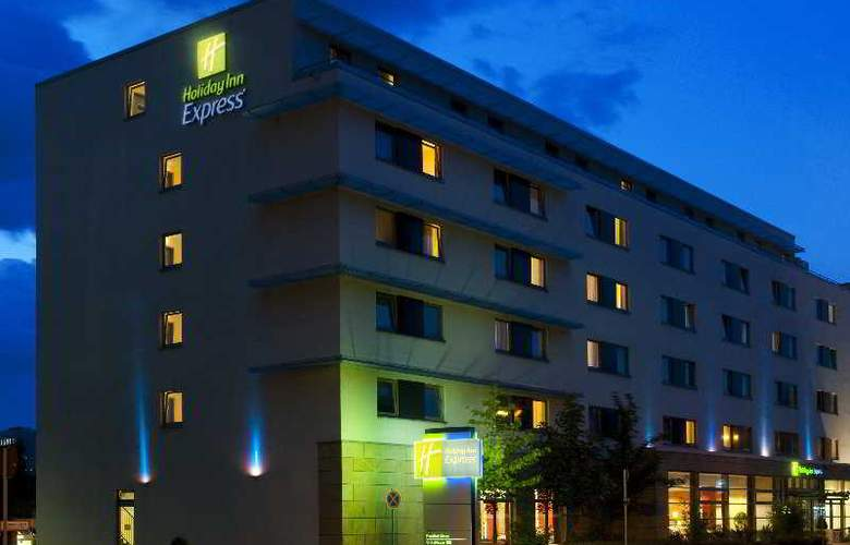 Holiday Inn Express Frankfurt-Messe - Hotel - 0