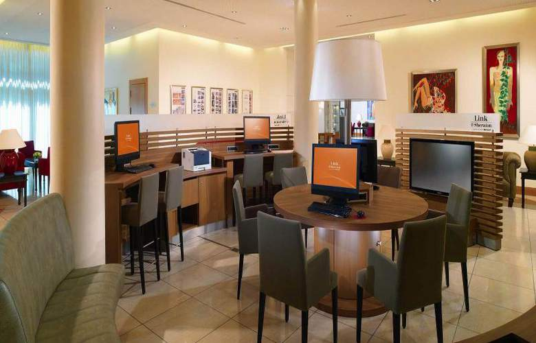 Arabella Sheraton Hotel Carlton - Sport - 11