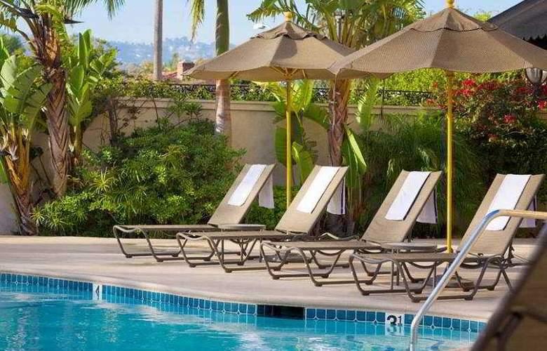 Beverly Hills Marriott - Pool - 5