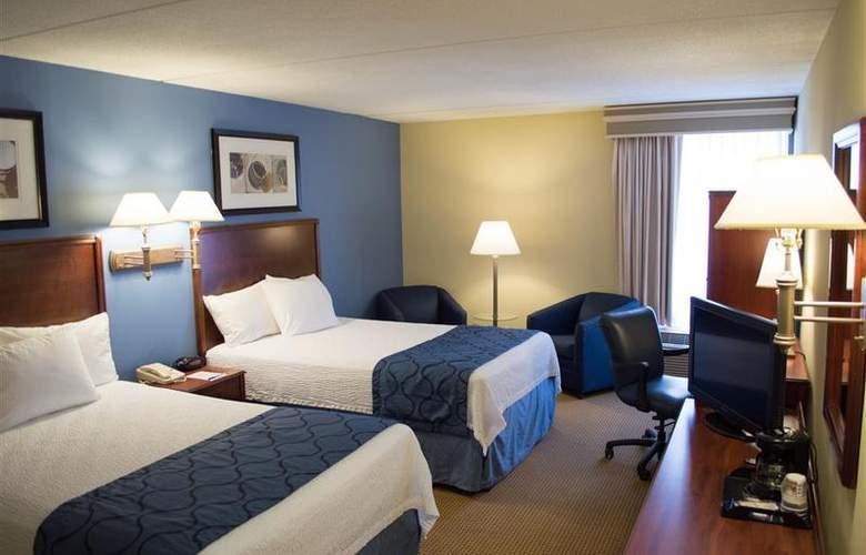 Best Western Plus Portsmouth-Chesapeake - Room - 44