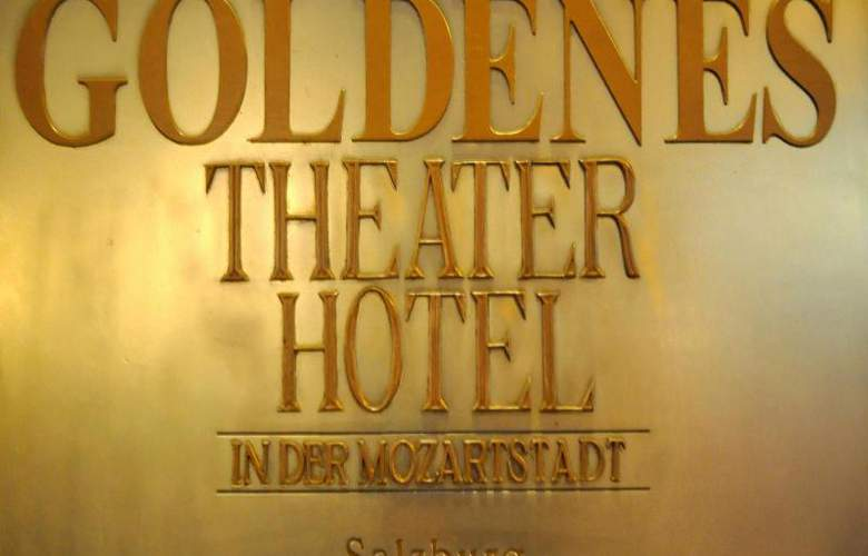 Goldenes Theater Hotel - Hotel - 10