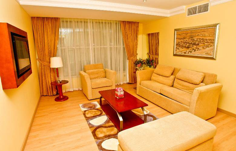 Best Western Plus Doha - Room - 2