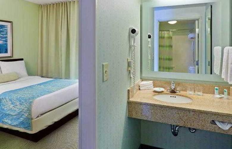SpringHill Suites Indianapolis Carmel - Hotel - 6