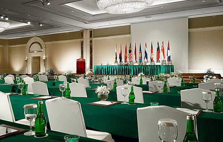 Shangri-La Jakarta - Conference - 7