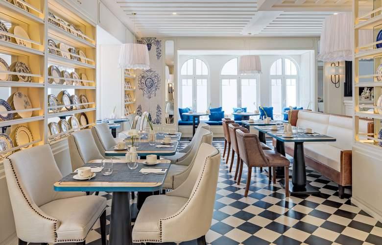 H10 Duque de Loulé - Restaurant - 33