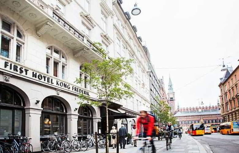 First Hotel Kong Frederik - Hotel - 6